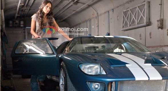 Fast & Furious 5 Review (Fast & Furious 5 Movie Stills)