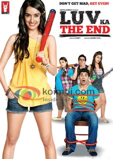 Luv Ka The End Review (Luv Ka The End Movie Poster)
