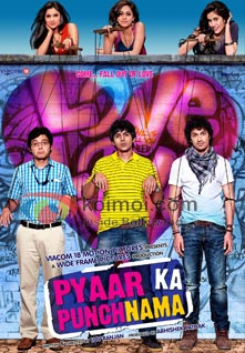 Pyaar Ka Punchnama Movie Poster