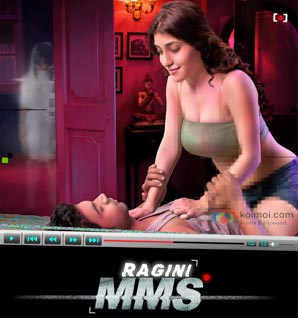 Ragini MMS Review (Ragini MMS Movie Poster)
