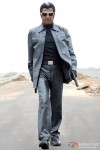 Rajnikanth with a streak in Endhiran The Robot Movie