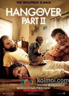 The Hangover Part II Preview (The Hangover Part II Movie Poster)