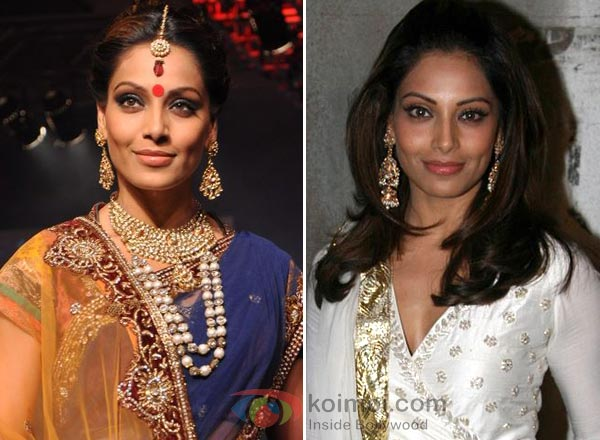 Bipasha Basu Earrings Style