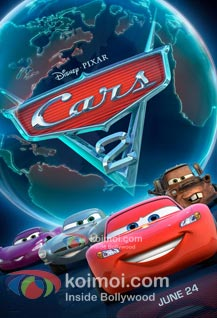 Cars 2 Review (Cars 2 Movie Poster)