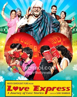 Love Express Review (Love Express Movie Poster)