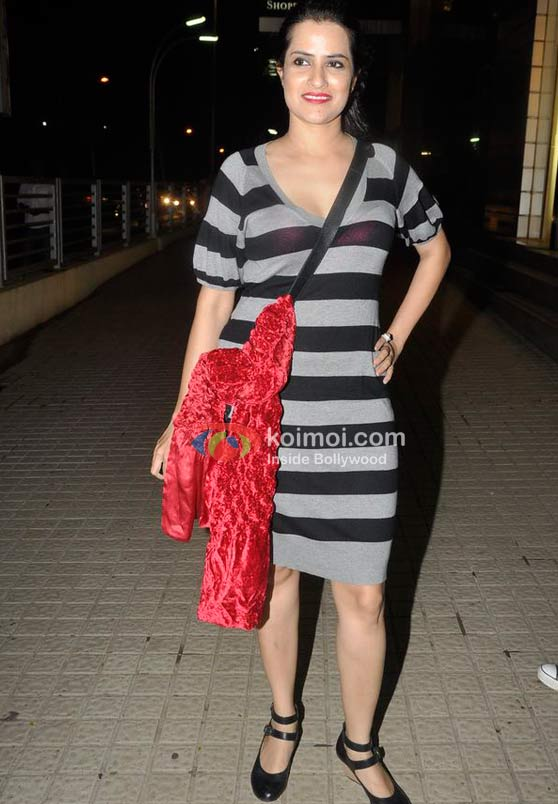 Sona Mahapatra At Delhi Belly Screening
