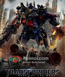 Transformers: Dark Of The Moon Review (Transformers: Dark Of The Moon Movie Poster)