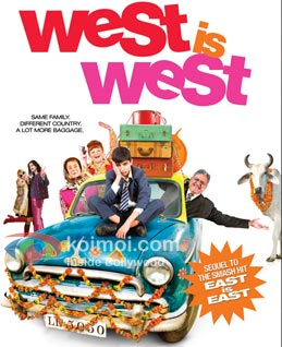 West Is West Review (West Is West Mvoie Poster)