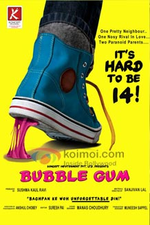 Bubble Gum Review (Bubble Gum Movie Poster)