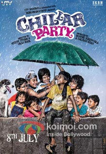 Chillar Party Review (Chillar Party Movie Poster)