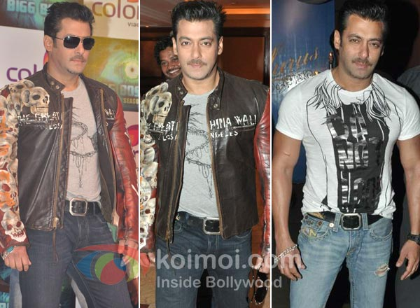 Salman Khan Moustache Man