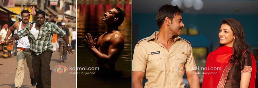 Singham Review (Singham Movie Stills)