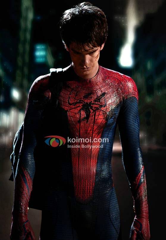The Amazing Spider-Man Movie Stills