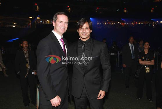 Vivek Oberoi At IIFA