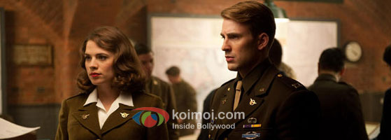 Captain America: The First Avenger Review (Captain America: The First Avenger Movie Stills)