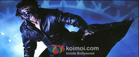 Hrithik Roshan as Krrish