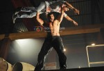 John Abraham, Vidyut Jamwal (Force Movie stills)