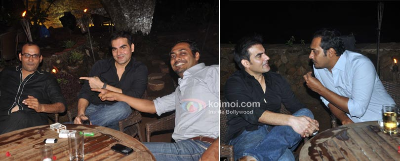 Long-lost brothers: Arbaaz Khan & Abhinav Kashyap