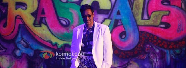 Ajay Devgan Rascals Movie Stills