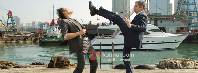 Johnny English Reborn Review (Johnny English Reborn Movie Stills)