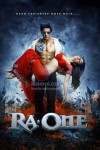 Shah Rukh Khan, Kareena Kapoor (Ra.One Movie-poster)