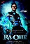 Shah Rukh Khan (Ra.One Movie poster)