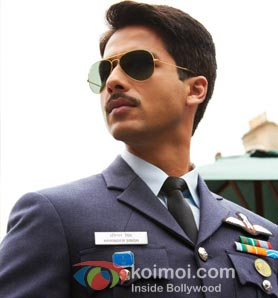 Shahid Kapoor (Mausam Movie Stills)