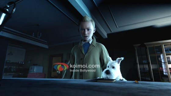 The Adventures Of Tintin Movie Stills