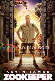 Zookeeper Review (Zookeeper Movie Poster)