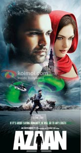 Aazaan Review (Aazaan Movie Poster)