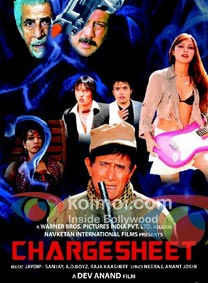 Chargesheet Review (Chargesheet Movie Poster)