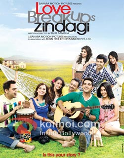 Love Breakups Zindagi Review (Love Breakups Zindagi Movie Poster)