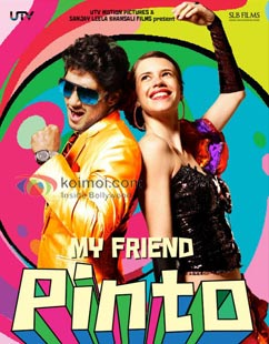 My Friend Pinto Preview (My Friend Pinto Movie Poster)