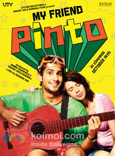 My Friend Pinto Review (My Friend Pinto Movie Poster)