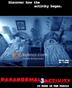 Paranormal Activity 3 Review (Paranormal Activity 3 Movie Poster)