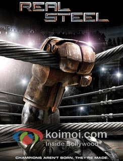 Real Steel Review (Real Steel Movie Poster)