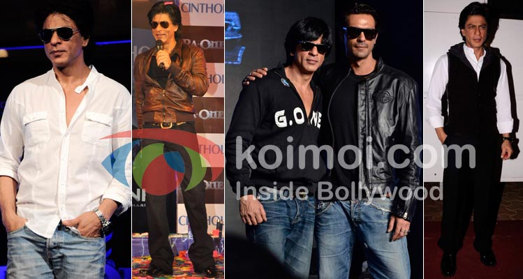 Shah Rukh Khan Bollywood's Best/Worst Dressed Fashion