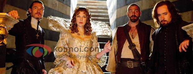 The Three Musketeers Review (The Three Musketeers Movie Stills)