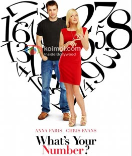 What's Your Number? Review (What's Your Number? Movie Poster)