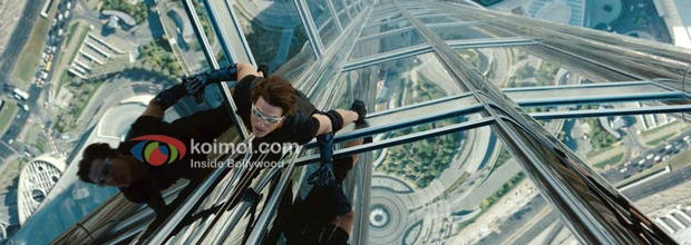 Mission: Impossible - Ghost Protocol Stills