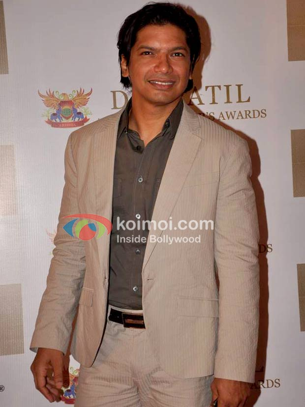 Shaan At D Y Patil  Achievers Awards