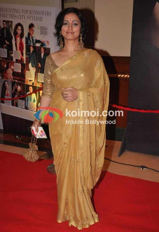 Divya Dutta At HT Mumbai's Most Stylist 2011