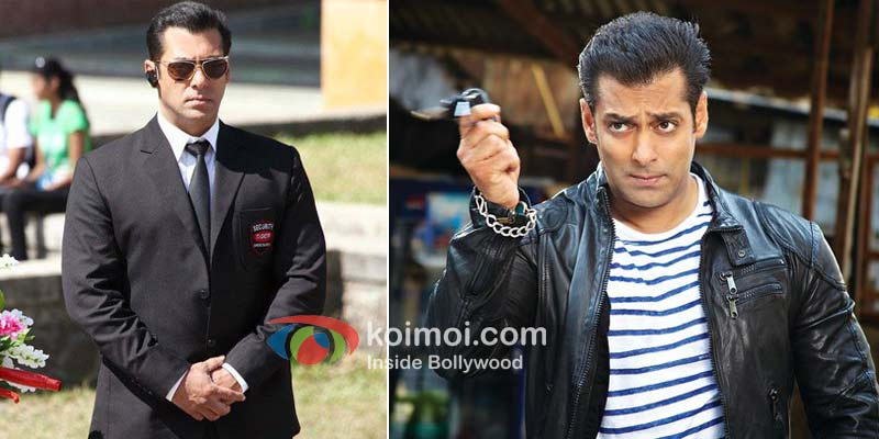 Salman Khan in Bodyguard and Ready