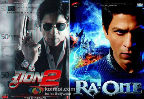 Don 2 & Ra.One