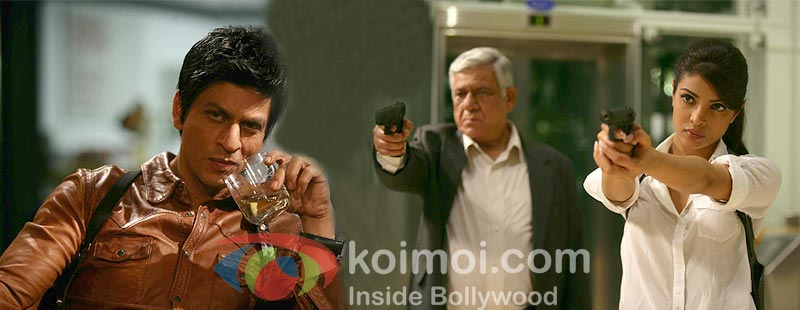 Don 2 Review (Don 2 Movie Stills)