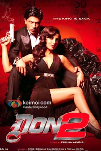 Don 2 Review (Don 2 Movie Poster)