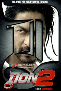 Shah Rukh Khan in Don 2