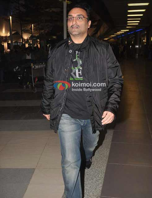 Aditya Chopra Return From Vacation