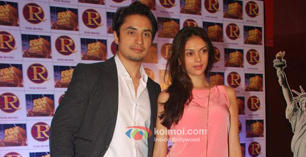 Ali Zafar and Aditi Rao Hydari