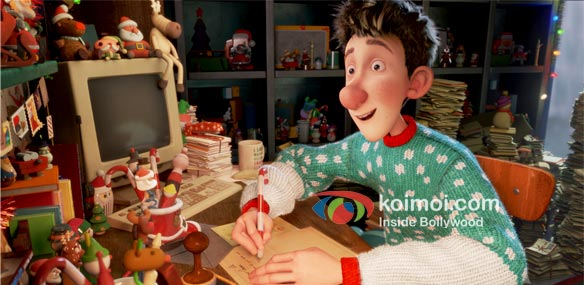 Arthur Christmas Review (Arthur Christmas Movie Stills)
